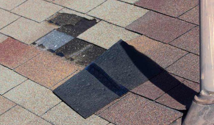 Service de réparation de toitures